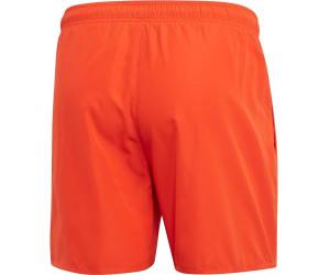 Adidas Solid Badeshorts active orange (DY6406) ab 23,79