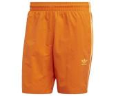 Adidas 3 Stripes Swim Shorts Nylon au meilleur prix sur