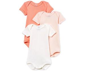 großer Lagerverkauf neu kaufen Verarbeitung finden Petit Bateau Baby Body Set Girls (4849800) pink ab 24,21 ...