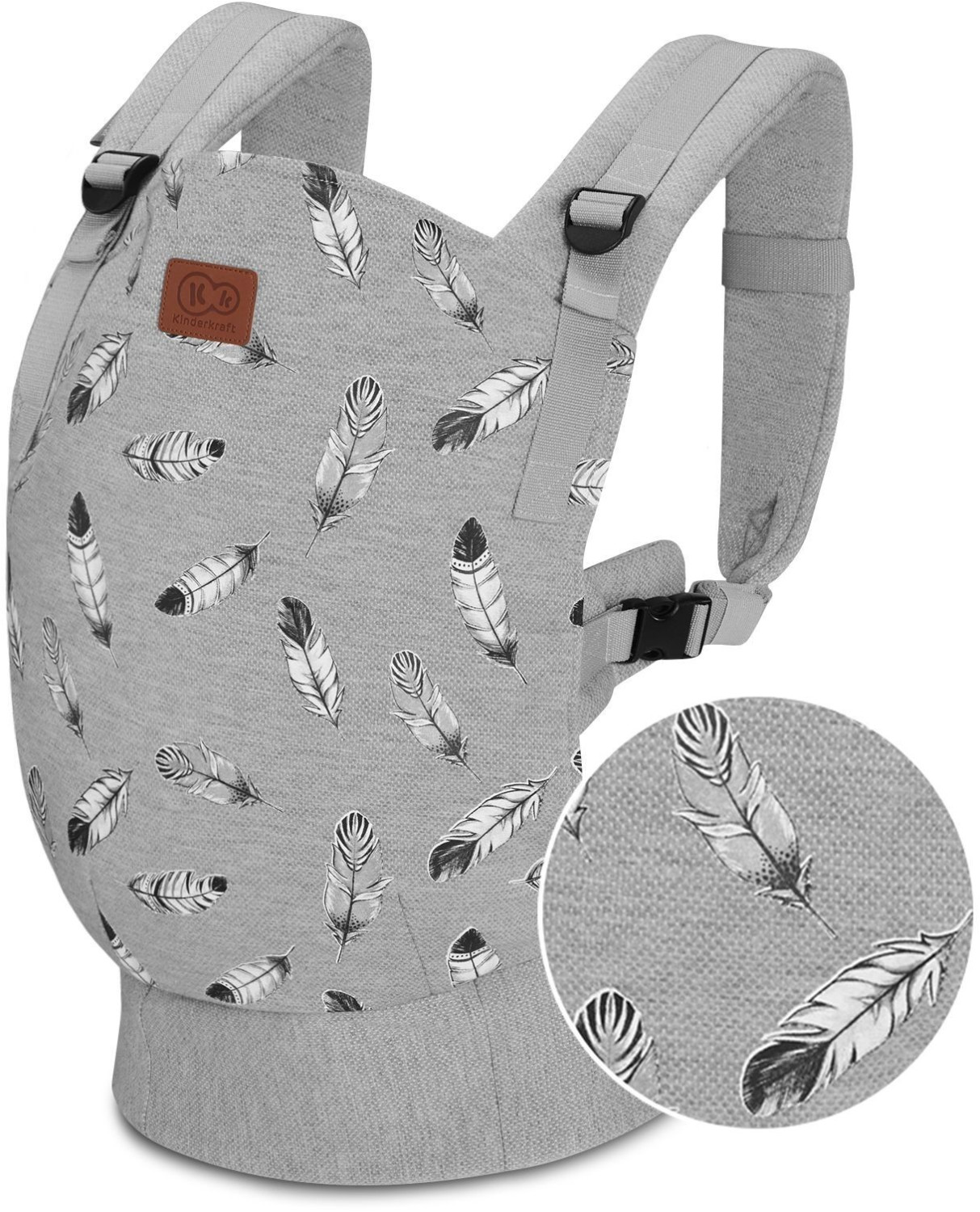 Kinderkraft Milo grey