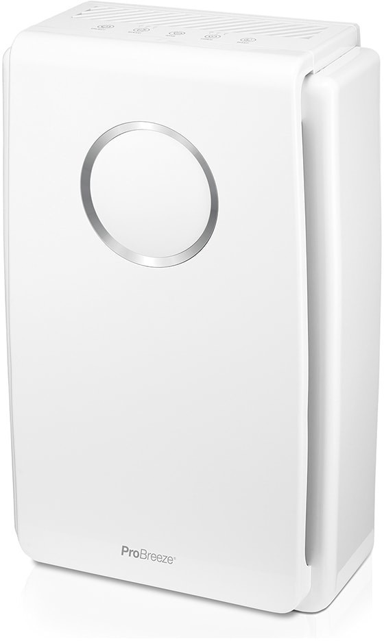 Pro Breeze HEPA Air Purifier With Ionizer