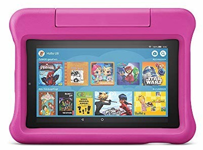 Image of Amazon Fire 7 Kids Edition Pink (2019)