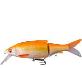 Savage Gear 3D Roach Lipster 13 cm 18,2 cm Wobbler Kunstköder mehrteilig Hecht