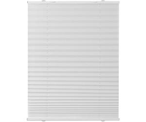 Lichtblick Haftfix-Plissee Crush-Optik (65 x 130 cm) weiß