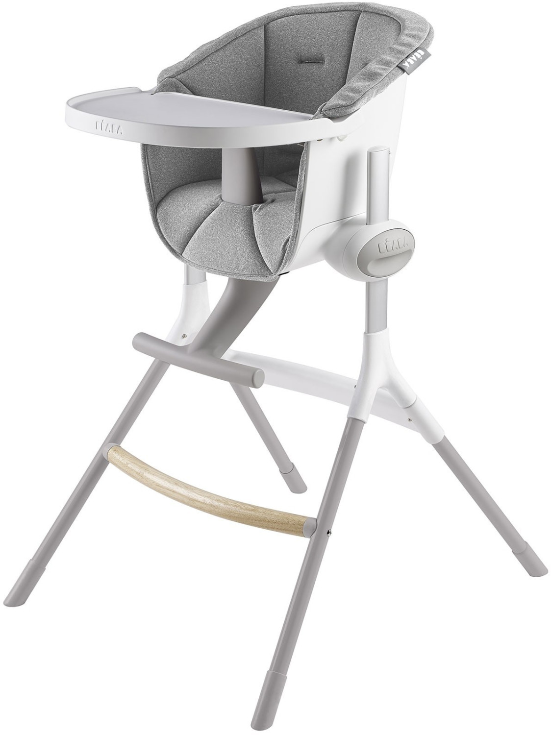 Beaba Cover for high chair Up&Down Grey