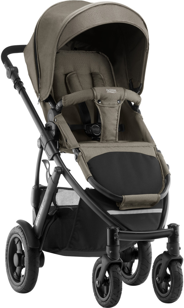 Britax Smile 2 Khaki Denim/Black