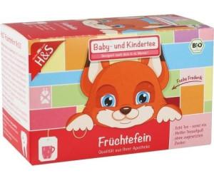 H&S Baby- und Kindertee Früchtefein (20 Stk.)