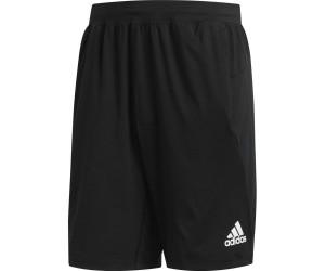 Adidas 4KRFT Sport Ultimate 9 Inch Knit Shorts black ab 18