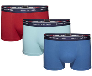 Tommy Hilfiger 3 Pack Stretch Cotton Trunks (1U87903842 072