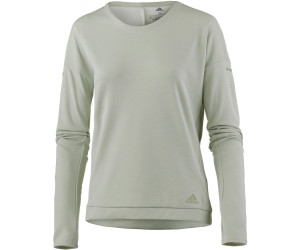 Adidas Supernova Run Cru Sweatshirt Women's ash silver