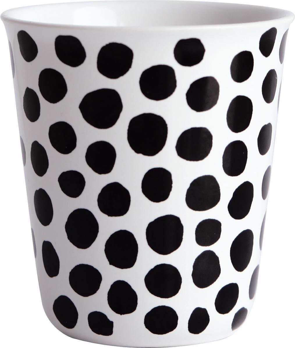 ASA Coppetta dots Espressobecher 0,1 l (mehrfarbig)