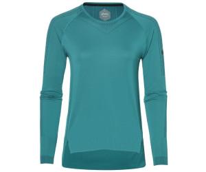 Asics Seamless Damen Longsleeve in blau kaufen | Ochsner Sport