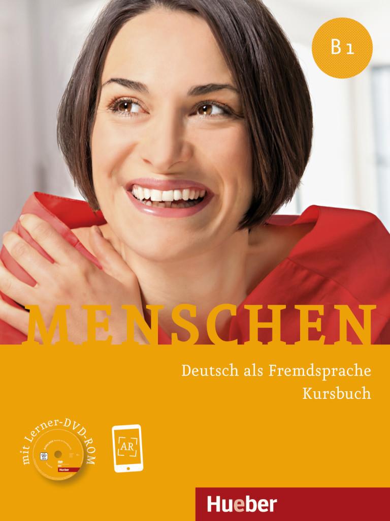 Image of Menschen B1. Kursbuch mit DVD-ROM Niveau B1 ( Julia Braun-Podeschwa, Charlotte Habersack, Angela Pude)