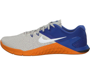 XD light Metcon ab 4 Royal Nike Game Orange Peel White bone IYbfgyv67