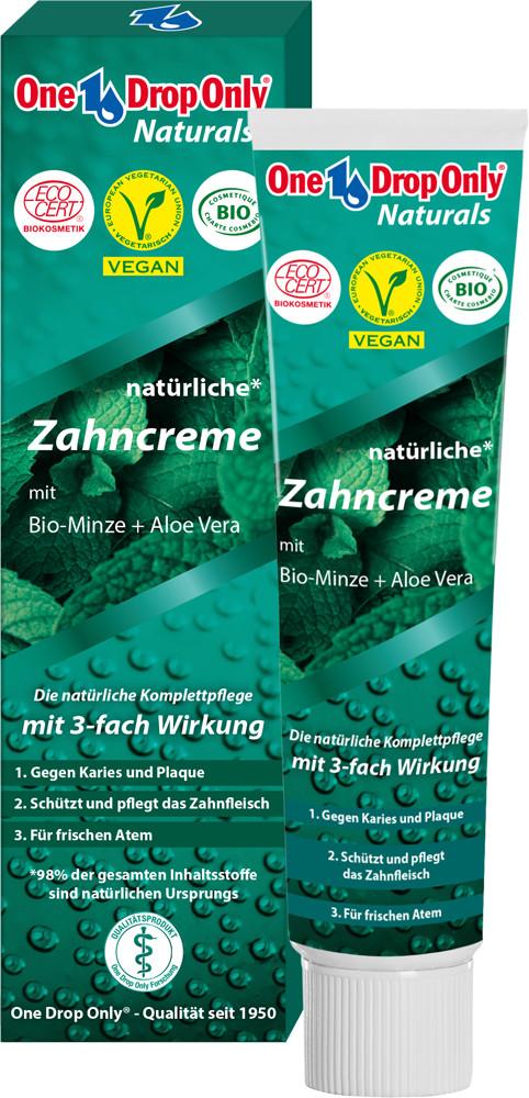 One Drop Only Natürliche Zahncreme (75ml)