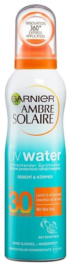 Garnier Ambre Solaire Sonnenschutzspray Sprühnebel LSF 30 (200 ml)
