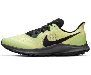 Nike Zoom Pegasus 36 Trail luminous green/black/lab green/burgundy ...