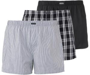 Calvin Klein 3er Pack Boxershorts (0000U1732A BMS) ab 33,99