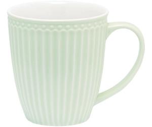 Greengate Alice Becher mit Henkel pale green 9,5 cm