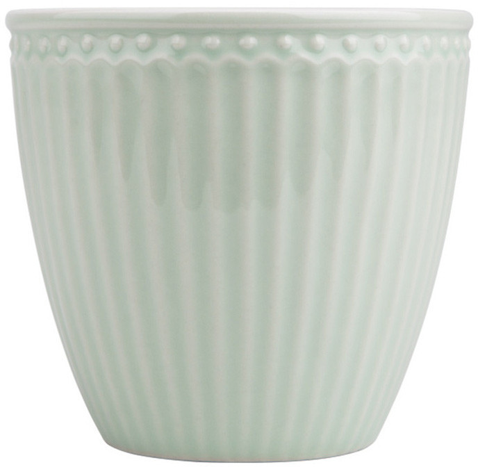 Greengate Alice Latte Cup pale green 0,25 l