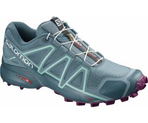 Salomon Herren Speedcross 4 Traillaufschuhe, Blau (Bluestone), 42 23 EU