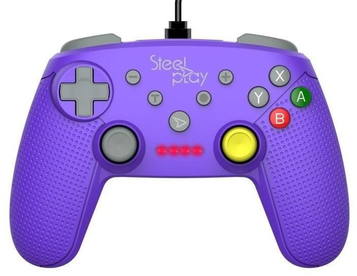 Image of Steelplay Wired Gamepad Switch