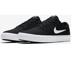 Nike SB Charge Canvas black/white au meilleur prix sur idealo.fr