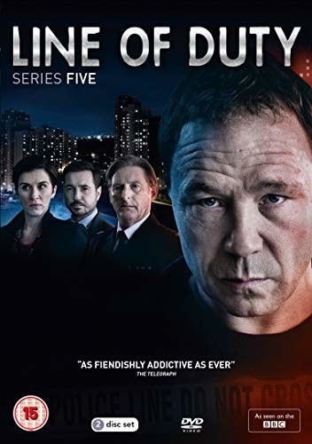 Image of Line of Duty: Series 5 (DVD)