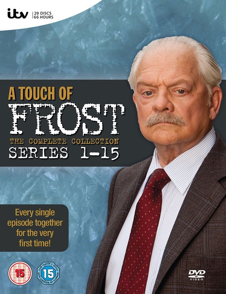 Image of A Touch of Frost - Series 1-15 (Complete Collection) [DVD]