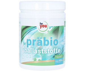 For-you Präbio Ballaststoffe Pulver (420g)