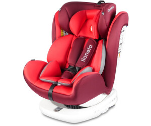 Autositz Kinder Kinderautositz Bastiaan 360° Violet ISOFIX 0-36 kg Gruppe0//1//2//3