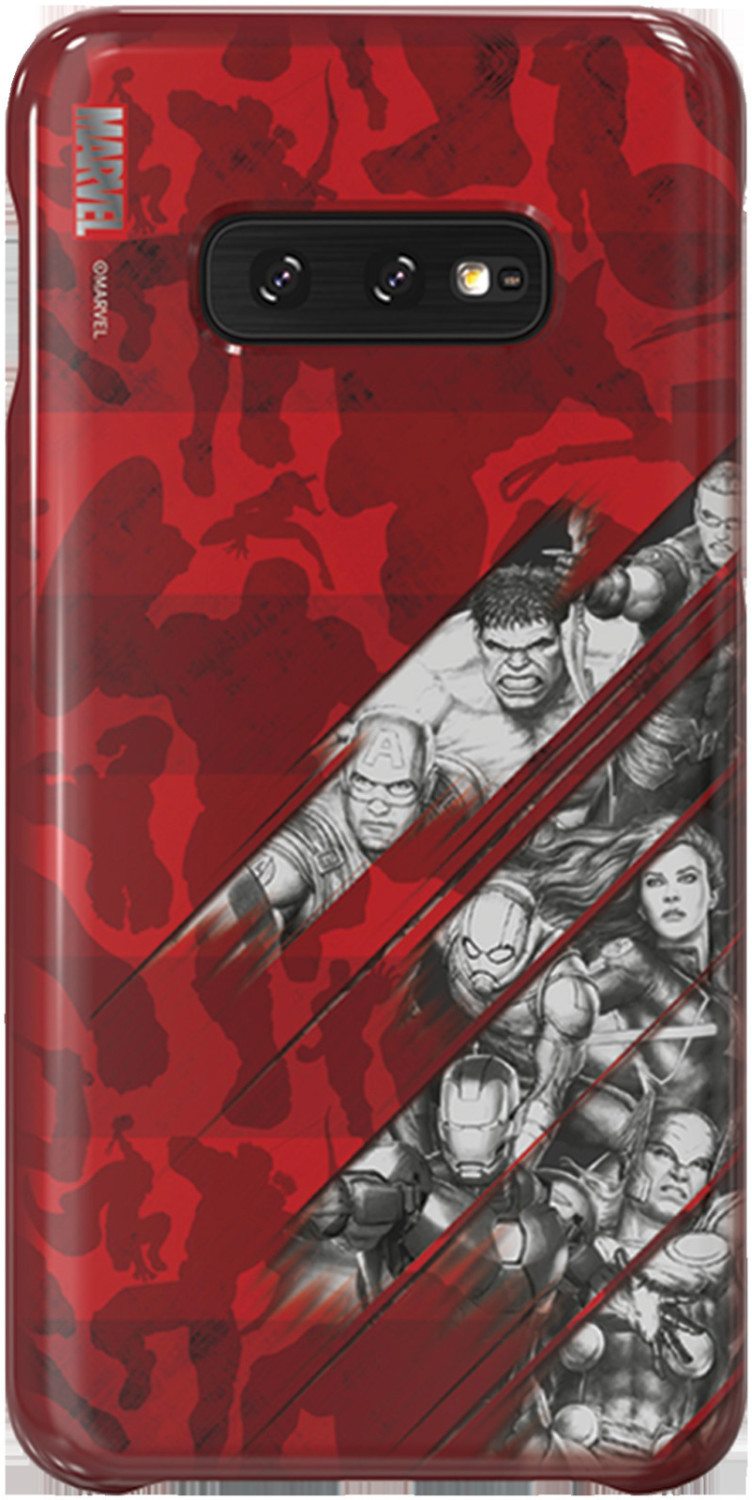 Image of Samsung Galaxy Friends Cover (Galaxy S10e) Marvel's Avengers