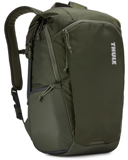 Image of Thule EnRoute Camera Backpack 25L dark forest