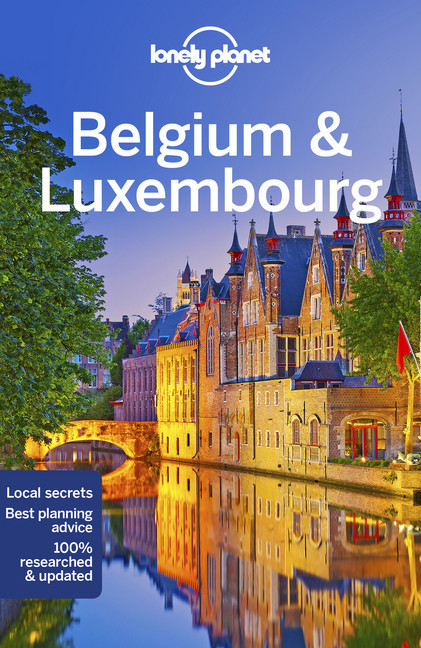 Image of Planet Lonely Belgium & Luxembourg 7th Edition
