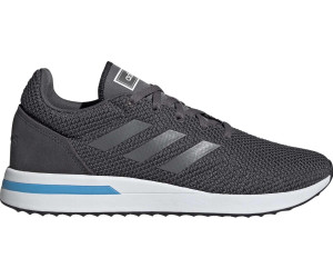 adidas Core Run 70s Herren Low Sneaker Grau Schuhe, Größe:44