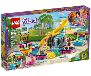 LEGO Friends - Andreas Pool-Party (41374)