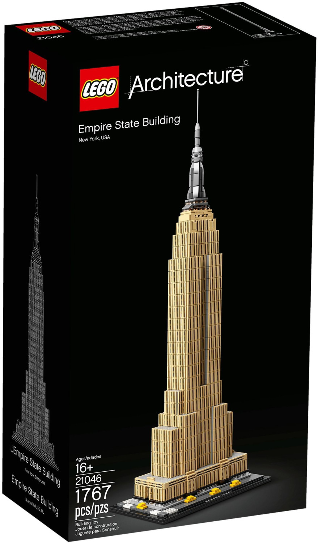 LEGO Architecture - L'Empire State Building (21046)