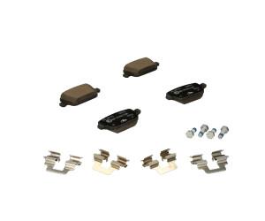 Bremsbelagsatz Scheibenbremse ATE Ceramic ATE 13.0470-2723.2