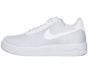 air force 1 flyknit 2.0 white pure platinum pure platinum a43a97