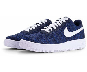 Nike Air Force 1 Flyknit 2.0 college navyobsidianwhite ab