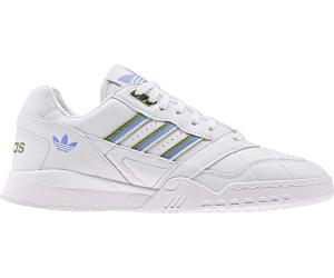adidas Originals Damen Sneaker A.R. Trainer W Weiß Oliv Grün Blau
