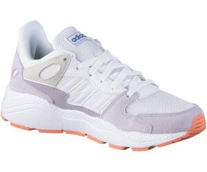 adidas Core Damen Fitness Freizeitschuh Chaos weiß