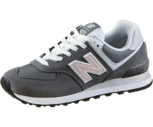 New Balance WL574 castlerock with oyster pink ab 53,99 ...