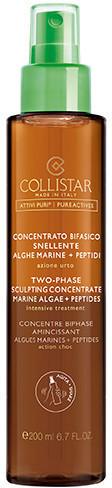 Collistar Concentrato Bifasico Snellente Alghe Marine + Peptidi (200ml)
