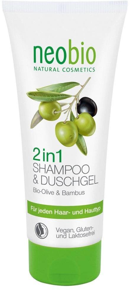 Neobio 2in1 Shampoo & Duschgel (200ml)