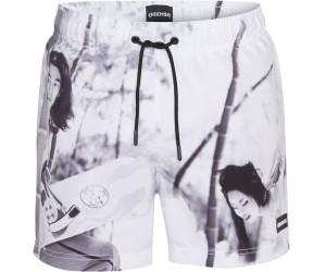 af23ff68e8e Chiemsee Badeshorts mit coolem Print white/black AOP (2061905) ab 19 ...