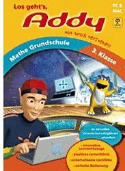 dtp Addy Mathe Grundschule 3. Klasse (DE) (Win/...