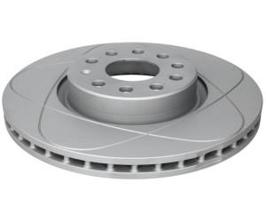 ATE 24.0125-0158.1 Bremsscheiben 2 Stück vorne für VW