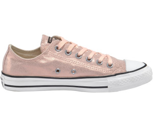Converse Chuck Taylor All Star Coral Low Top Sneaker White