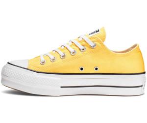 Converse Chuck Taylor All Star Lift butter yellowblack